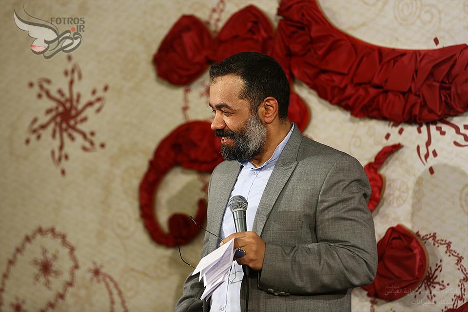 مولودی حضرت زینب(س) حاج محمود کریمی1394